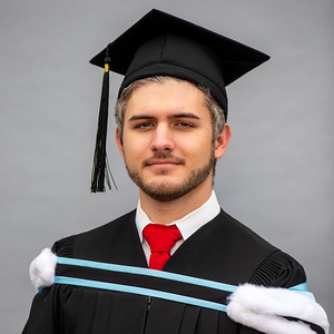 Alex's Graduation Portraits