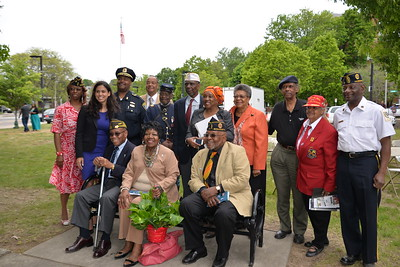 African American Veterans Military Heritage Day2016