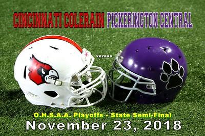 Pickerington Central versus Cincinnati Colerain O.H.S.A.A. (11-23-18)