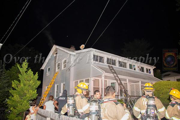 Locust Valley House Fire 09/13/2021