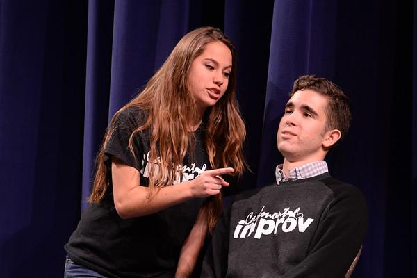 Improv show Feb 27, 2015