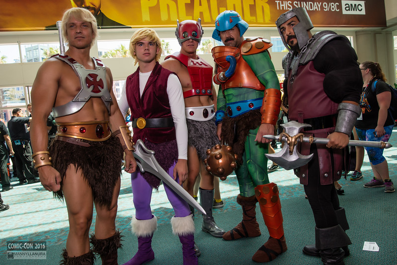Comic Con 2016 Cosplay Day 1