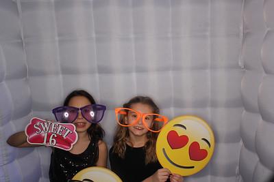 Aleeya's Sweet 16