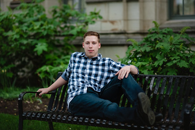 Senior Session: Colby Ray