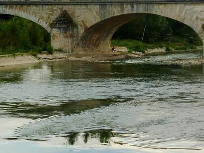 Pont Georges V - En Amont ( côté Est )