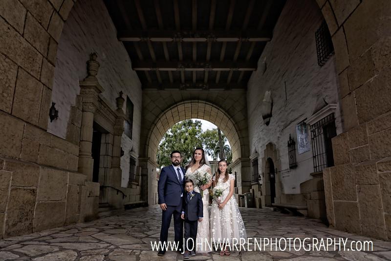 Jorge + Naomi Wedding