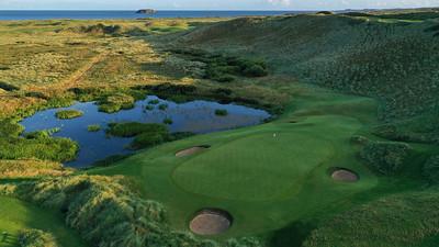 Ballyliffin Golf Club - Glashedy Links