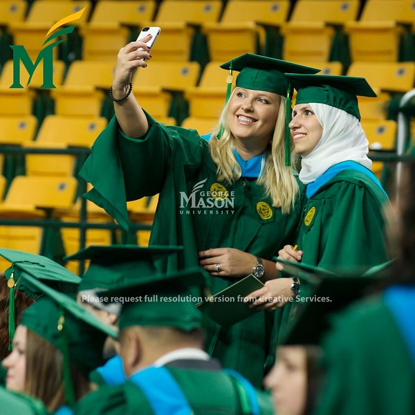 2018 Schar School of Policy and Government Degree Celebration. Photo by Bethany Camp/Creative Services/George Mason University