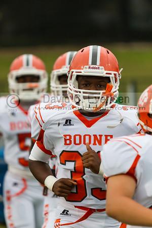 Boone Varsity Football #33 - 2013