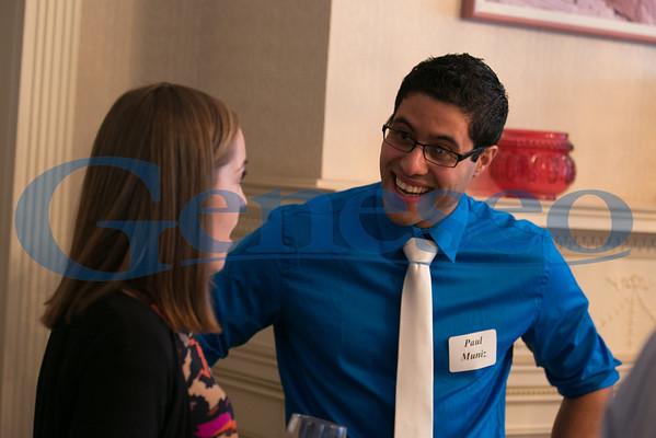 Fall 2012 - Presidential Scholars Reception