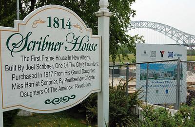 Scribner House - DAR