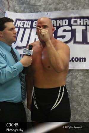 NECW 6/8/12 - Adam Pearce vs Colt Cabana