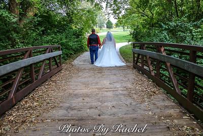 Samantha & Sam's Fairy Tale Wedding Day