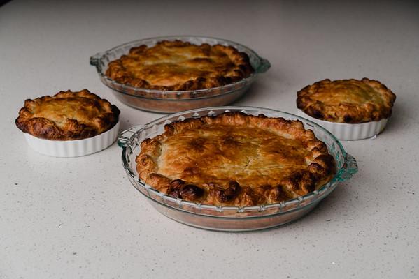 Pot Pie Lady