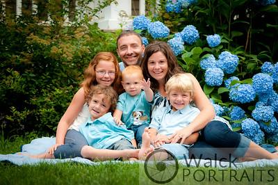 Family Portraits 2011
