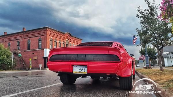 Small Town Cruise In Girard PA 8-27-2020