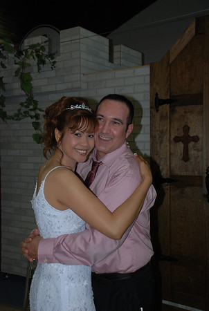 Bruce & Angelica's wedding