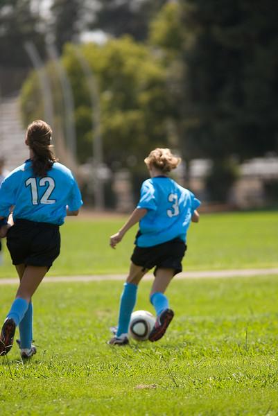 First Soccer Match