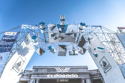Eldorado Climbing