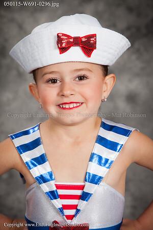 5 - Kinder Tap Ballet - Wed 4:15