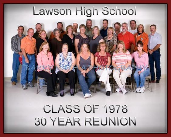 Lawson High School Class of 78 Reunion