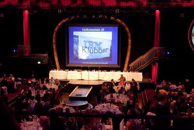 IBM Klubben 60 års fest i Wallmans