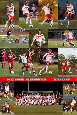 Crestwood Boy's Soccer 2008