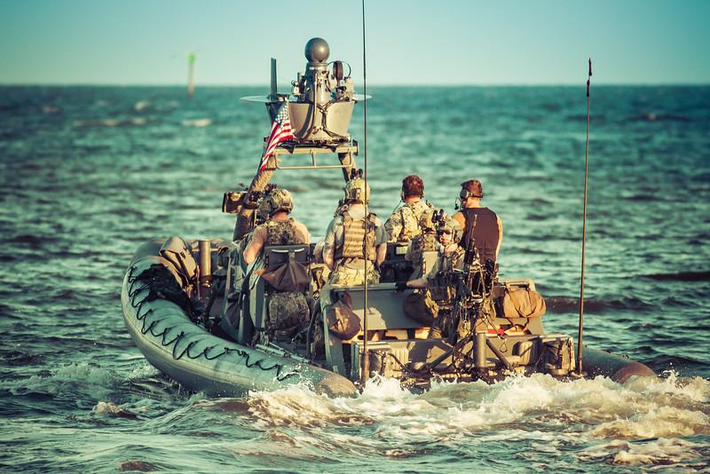 Sea Warriors (blue edit)