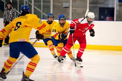 9 Nov 2019 Spain U18 Women v Poland U18 Women