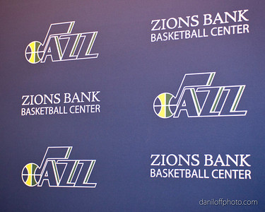 Zions Bank Basketball Center - Utah Jazz Practice Arena - Business After Hours - Sandy Area Chamber of Commerce