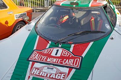 Monte Carlo Classic Rally - 2013