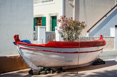 Santorini, Kamari