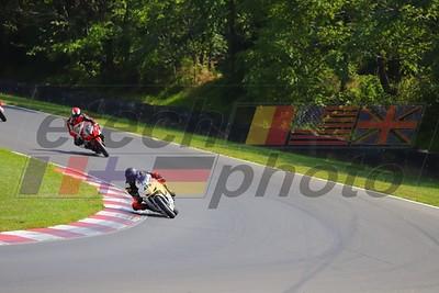 Race 8 LW GP and Vintage Premier