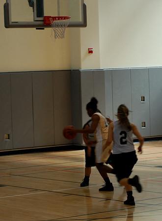 frosh/soph girls basketball Vz Santee