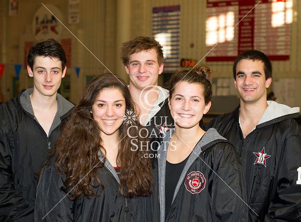 2011-2012 SJS Swim Team Portraits