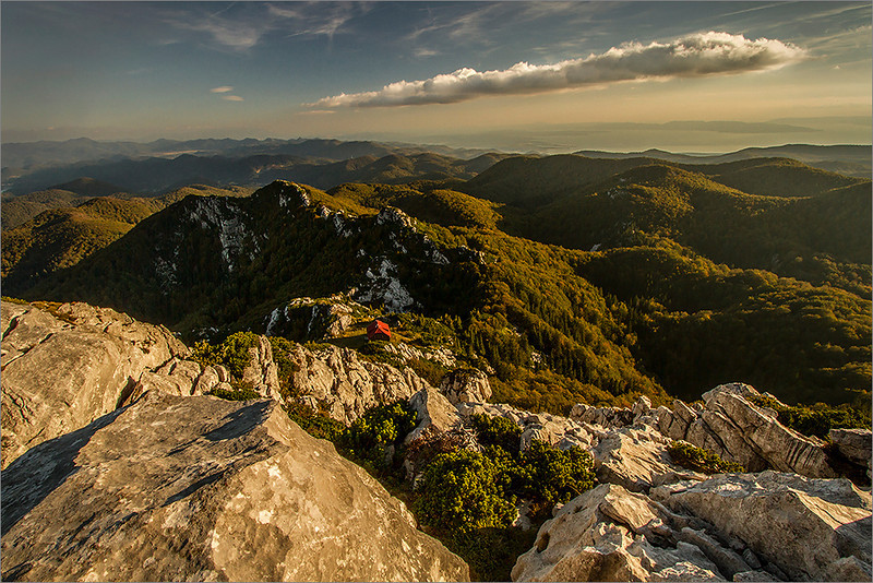 Gorski Kotar landscape