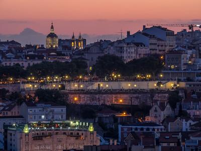 Portuguese Adventure: Evenings in Lisbon