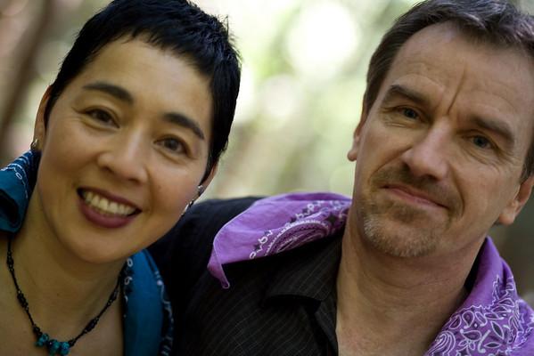 Luanne and John