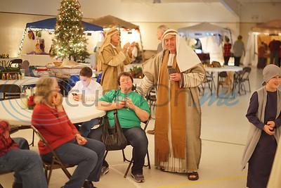A Night In Bethlehem by Travis Tapley