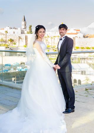 Le mariage de David et Ornella