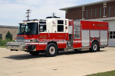 Oak Creek Fire Department