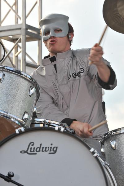 Josh Freese drummer for Devo.