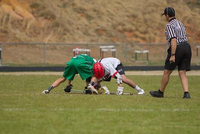 2014-03-22 BHS Lacrosse VS A.L. Brown