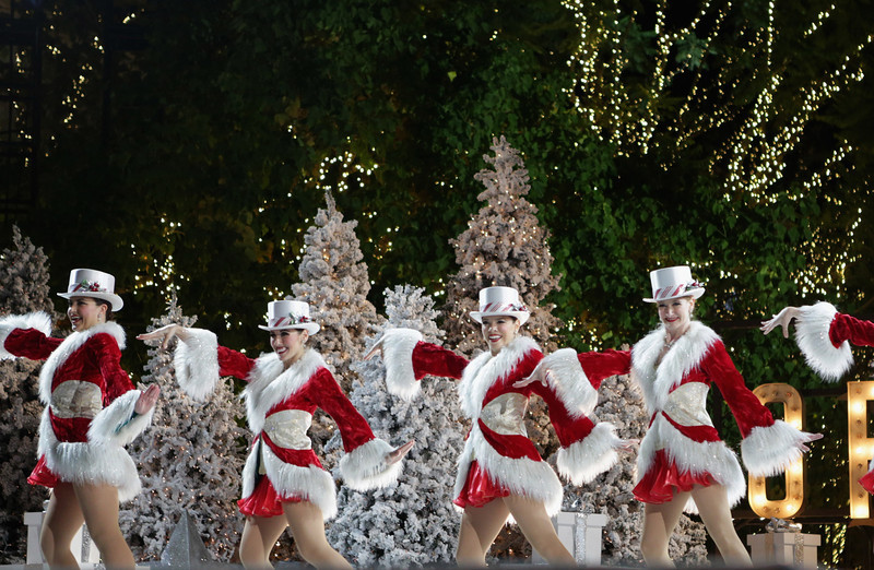 Citi Presents - The Grove's Tree Lighting Spectacular