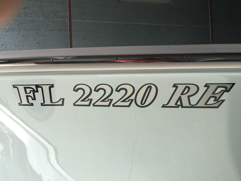 S245920-Registration Numbers Custom Vinyl