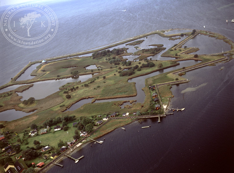 Bastions of Landskrona Citadel (1990) | PH.0413