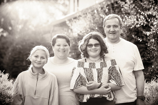 Hairston Family Folder