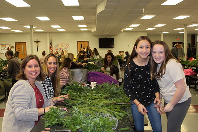 Advent Wreath Party - 2019