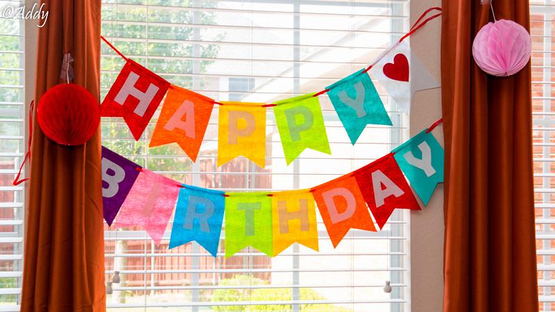Shrabantee's 50 years birthday