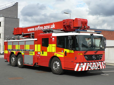 South Yorkshire Fire & Rescue Service